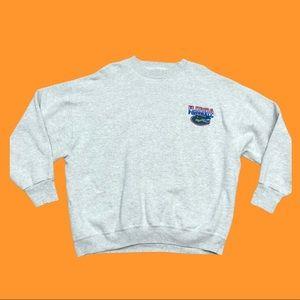 90s Florida Gators Crewneck Sweater Size XXL